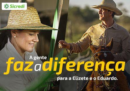 A nossa parceria com agricultores faz a diferença no campo.